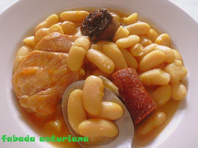 Las Recetas De Mi Abuela Fabada Asturiana Fabada Asturiana Asturiana Guisos