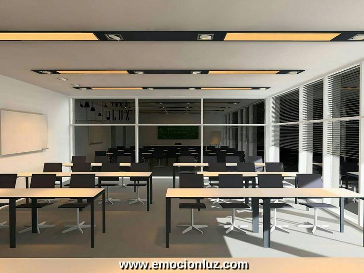 www.emocionluz.com   Calibrando el POV Ray-Trace #light #lighting #lightingdesign #render #rendering #luz #iluminacion #diseñodeiluminacion
