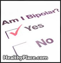 A bipolar quiz can help indicate the presence of bipolar disorder. Take this interactive quiz for bipolar disorder to see if you're experiencing bipolar mania.