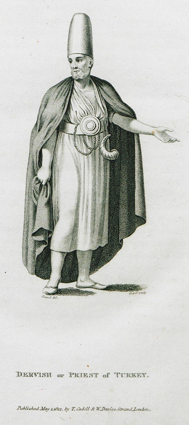 Dervish. - CLARKE, Edward Daniel - 1824