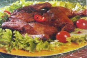 Resep Ayam Tulang Lunak
