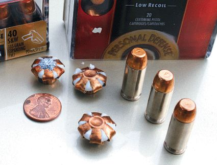 Federal EFMJ Ammo Expanding Full Metal Jacket, it's the hollowpoint alternative!