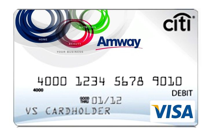 Партнеры Amway: Apple, VISA, IBM, Microsoft, Citi Bank: