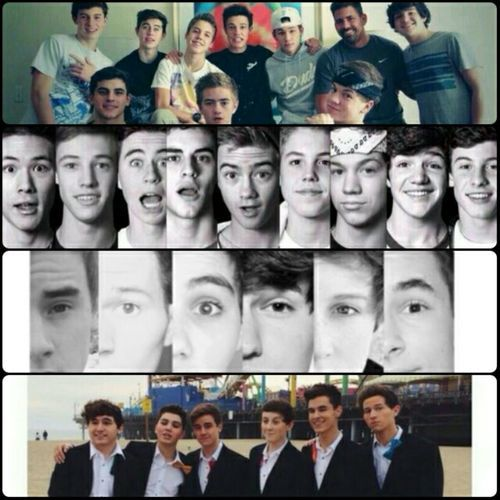 magcon and o2l together - Google Search