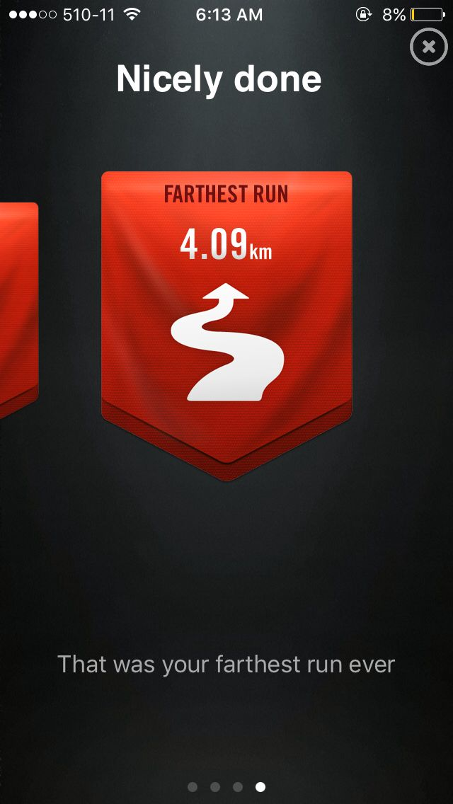 Today, I got 4K. It is only 1K more to achieve my goals. But in better time record.
