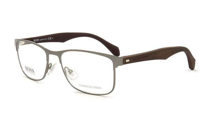 Hugo Boss 780 RBU 54 Silber, Metallrahmen. Jetzt bei Brille Kaulard.