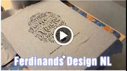 Erna Vlinder - Google+ Ferdinands Design    NIEUWE materialen, nieuwe mogelijkheden, in zilver, goud en regenboog kleuren!  Leuk voor bv de Kerstdagen. (bekijk de video) www.fd1.nl - www.FerdinandsDesign.nl voor meer informatie en mogelijkheden bellen of per mail.
