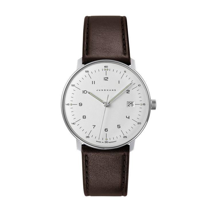 Junghans - Max Bill Herren Quarz Armbanduhren