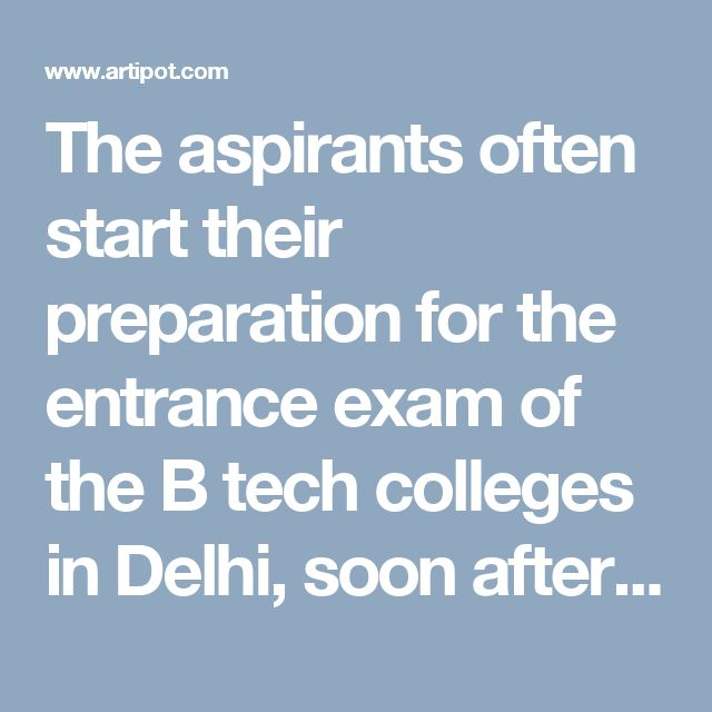 The aspirants often start their preparation for the entrance exam of the B tech colleges in Delhi, soon after completing their 12th standard course, yet the immediate month before the entrance examinations of the top engineering colleges in Haryana is always defined with weakening confidences and fraying nerves. The undue stress can impact your performance by adding the unnecessary load of the anxiety which causes self-doubt and careless mistakes. Before your entrance examination for getting…