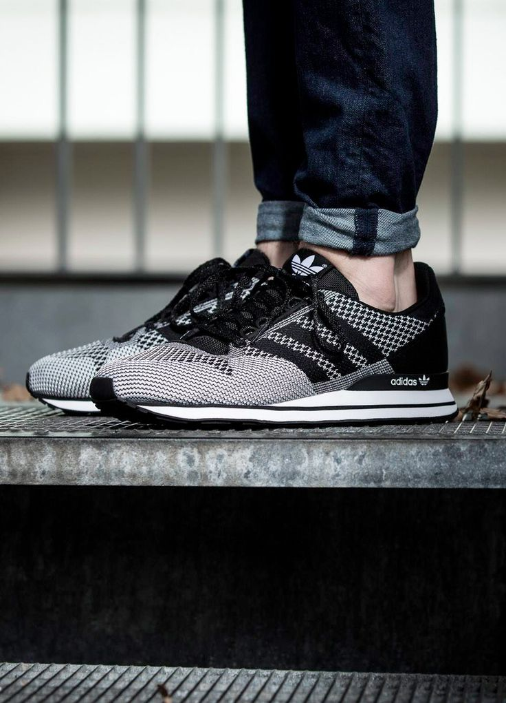 sweetsoles: Adidas ZX 500 OG Weave (by 43einhalb)