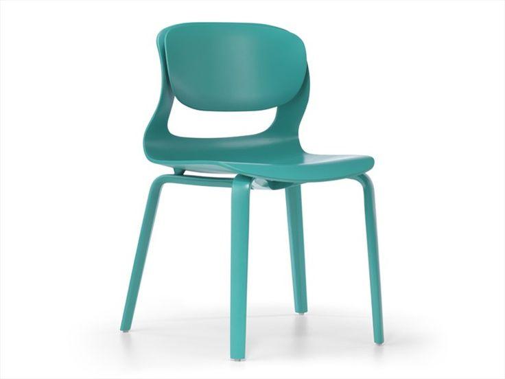 Wooden chair Tveir Collection by Ames | design Erla Sólveig Oskarsdóttir