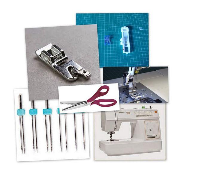 Algunos videotutoriales sencillos del uso de la máquina de coser | Aprender manualidades es facilisimo.com
