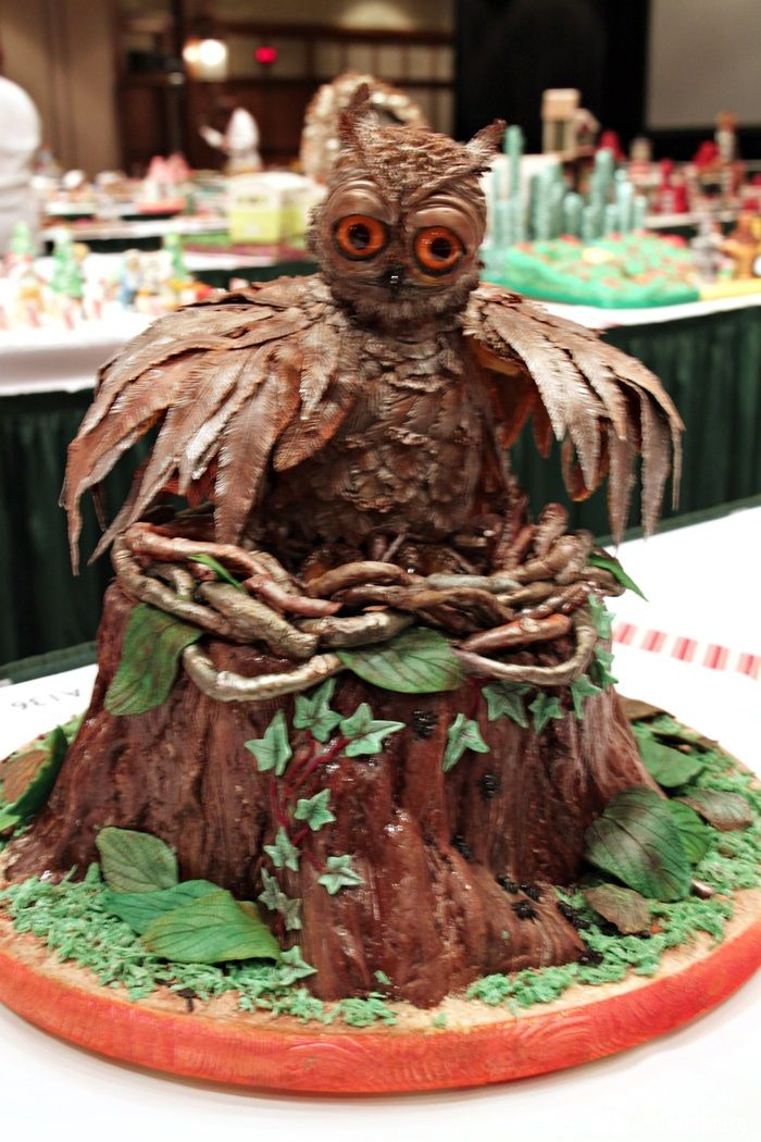 National Gingerbread House Competition, Grove Park Inn, Asheville, NC 2015; gingerbread house