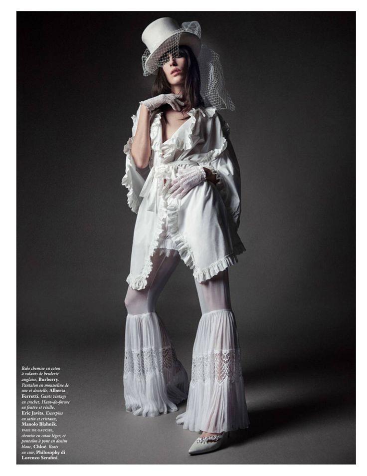 Inez & Vinoodh for Vogue Paris May 2017