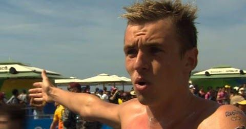 Rio Olympics 2016: Jack Burnell Anger After 10km Swim Disqualification