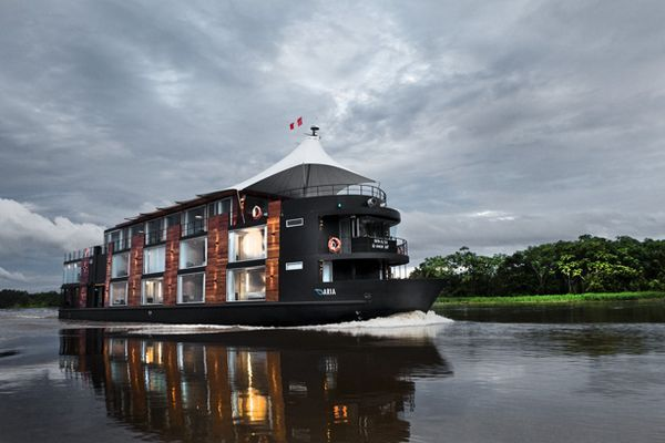Luxury Amazon Cruises by Aqua Expeditions: Luxury, Amazons Rivers, Crui Ships, Boutiques Hotels, Aqua Expedition, Cruises, Rivers Crui, Amazon River, Travel