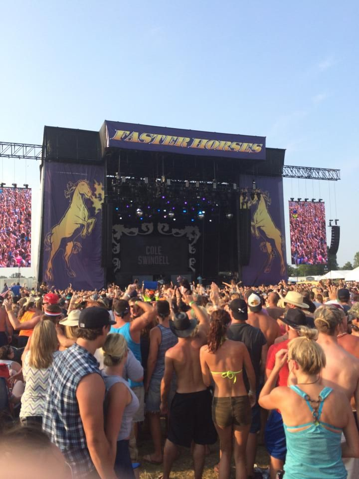 How To Survive Faster Horses Festival