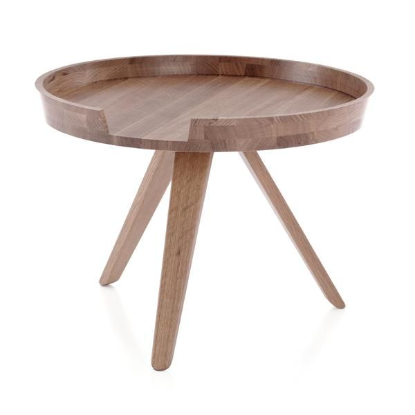 The Open side table by Belta