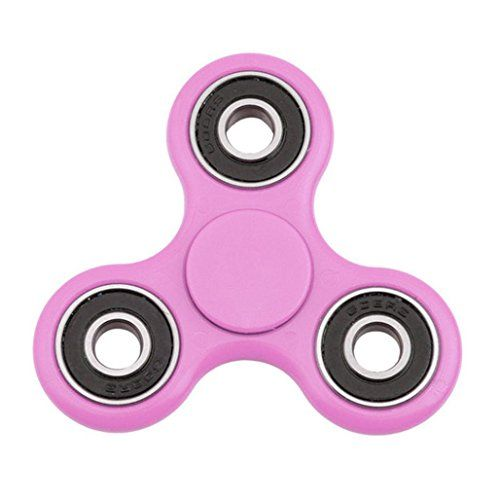 Cheap price Luweki Hand Spinner Fidget Copper Ball Desk Focus Toy EDC For Kids/Adults Hot LG Pink on sale