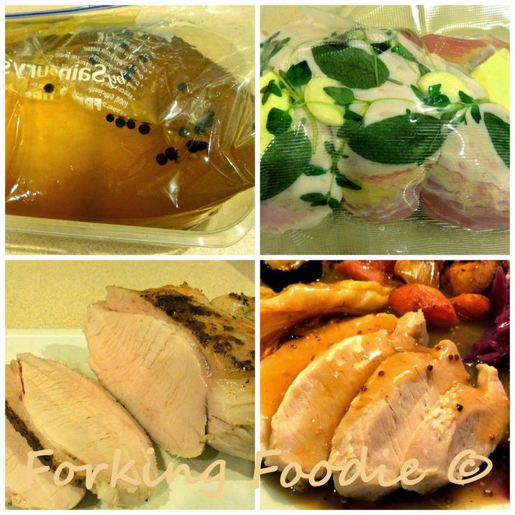 Forking Foodie: Sous Vide Chicken (Thermomix method included)