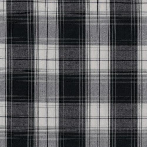 Distinctive Sewing Supplies - Ralph Shirting Black, Grey