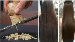 Formula 3 en 1: Adiós al Frizz, canas y observa crecer tu cabello como loco ¡Solo 3 ingredientes, múltiples resultados!