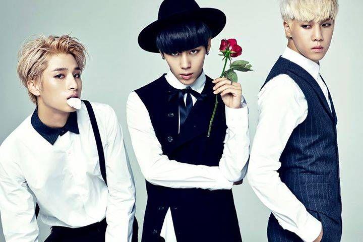 Boys Republic's Minsu, Suwoong, and One Junn