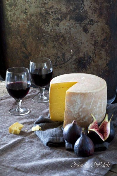 Cheese and Wine #photo