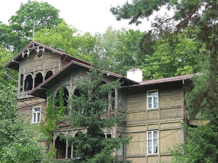 Nałęczów - Nałęczów - Willa Podgórze - foto1