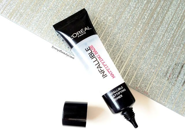L'Oreal Infallible Mattifying Primer Review