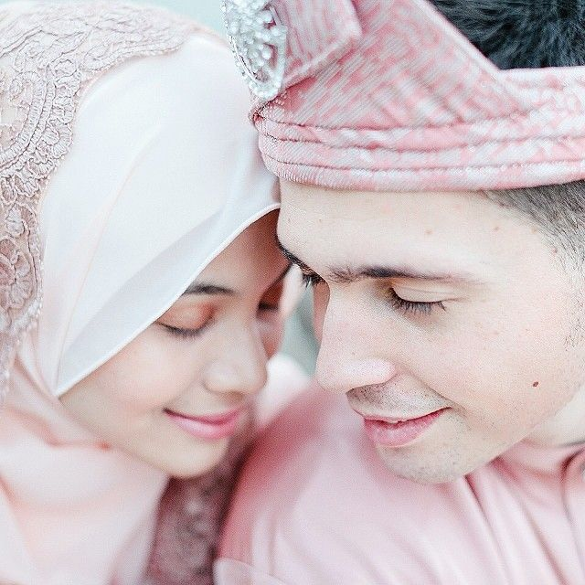 """""""I might not have a diamond crown along with my wedding dress or a fancy wedding cake or a lavish dais or a perfect honeymoon package but alhamdulillah I am now married to my dream man.""""  (theleiora photography)"""