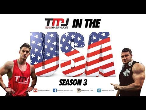 TMJ In The USA! Season 3 Day 6: Kratos Gym | MassiveJoes.com Mr Olympia Tour 2015 - http://supplementvideoreviews.com/tmj-in-the-usa-season-3-day-6-kratos-gym-massivejoes-com-mr-olympia-tour-2015/