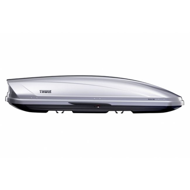 Motion 900 Silver Gloss - Roof Rack Superstore