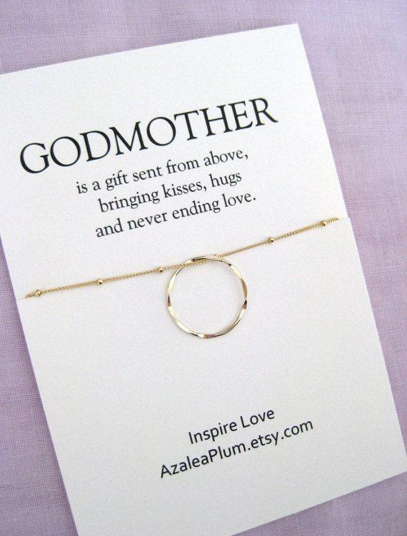 Godmother  Godmothers  Baptisms Godmother ideas Jewelry