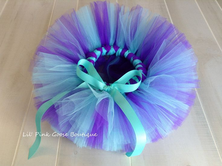 MERMAID TUTU, Mermaid first birthday, mermaid party, mermaid outfit, mermaid birthday, first birthday tutu, First Birthday Outfit Girl by LilPinkGoose on Etsy