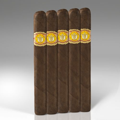 New Online Cigar Deal: El Rey del Mundo Cigar 5-Packs Rectangulare  5.62 x 45 – $22.05 added to our Online Cigar Shop https://cigarshopexpress.com/online-cigar-shop/cigars/cigar-5-packs/el-rey-del-mundo-cigar-5-packs-rectangulare-5-62-x-45/ The maduro-wrapped El Rey del Mundo Rectangulare is a square-pressed premium cigar crafted in the old Cuban entubar method of cigar construction in which the filler is rolled into ...