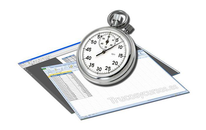 Como Optimizar Tus Formulas Hojas Y Libros Excel Formulas Libros Macros