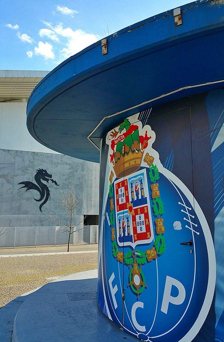 Estádio do Dragão - FCP - Porto - futebol clube do Porto