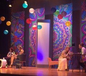 Obra de teatro 'Mujeres Desesperadas' en sus últimas funciones.
