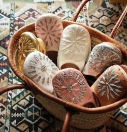 dear Morocco/バブーシュ ブロードリー
