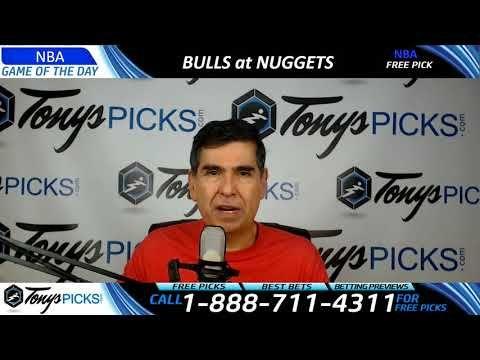 Chicago Bulls vs. Denver Nuggets – Free NBA Basketball Picks and Predict...