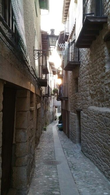 Cretas. Teruel. Spain