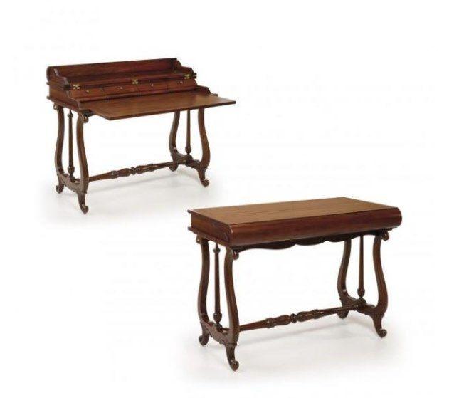 17 mejores im genes sobre escritorios para todos los - Mesa escritorio colonial ...