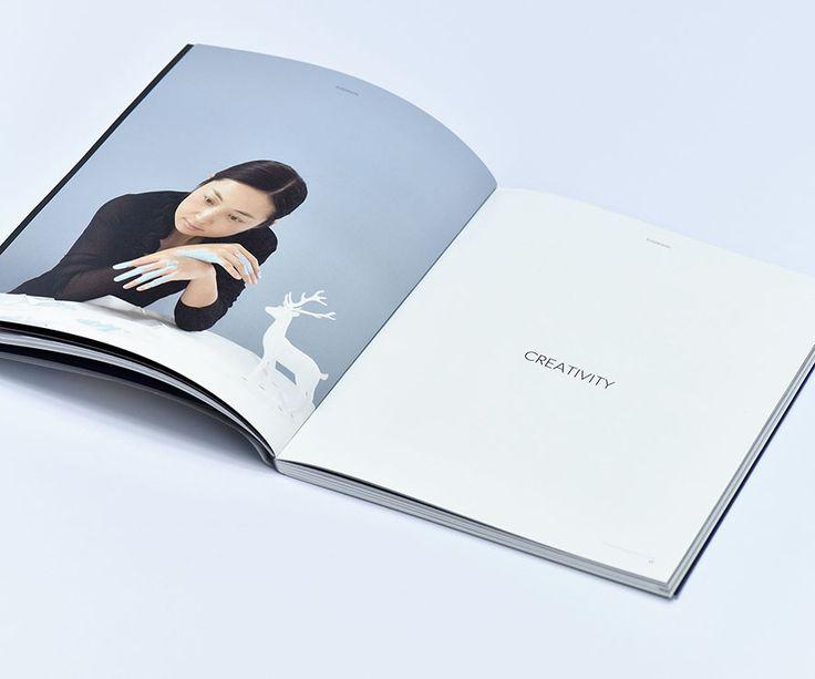 #DolceVita #Favini #Catalogue Any Comfort is possible - Eos Design / Zante Srl www.eosdesign.it / Design: Lkm Studio www.lkmstudio.it - Find more about #DolceVita http://www.favini.com/gs/en/fine-papers/dolce-vita/features-applications/