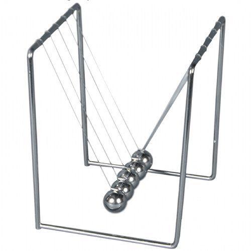 Newton's Cradle   5.25 inch. #Newton's #Cradle #inch