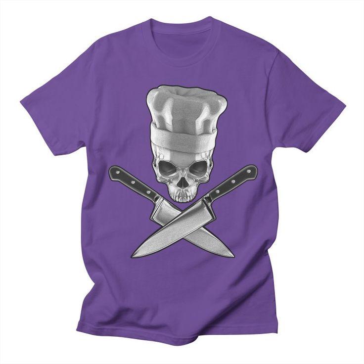Def Chef Men's T-Shirt by Grandio Design Artist Shop