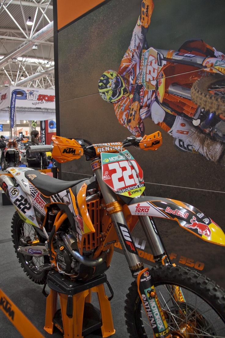 KTM Antonio Cairoli