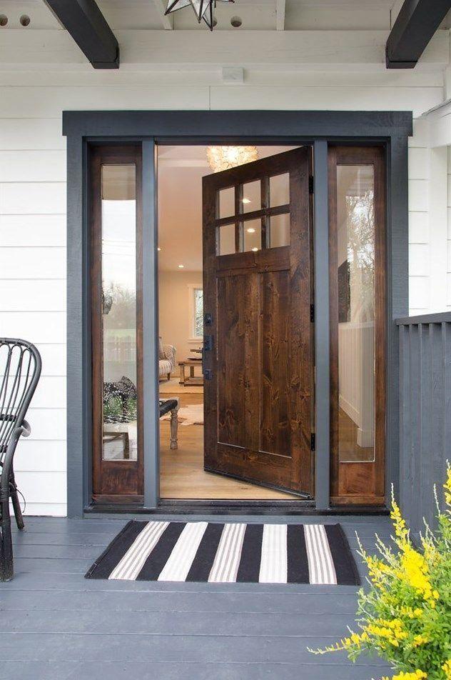 Door Window Design Ideas 1000 In 2020 Front Doors With Windows Craftsman Front Doors Door And Window Design