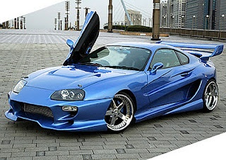 Lovely Toyota Supra
