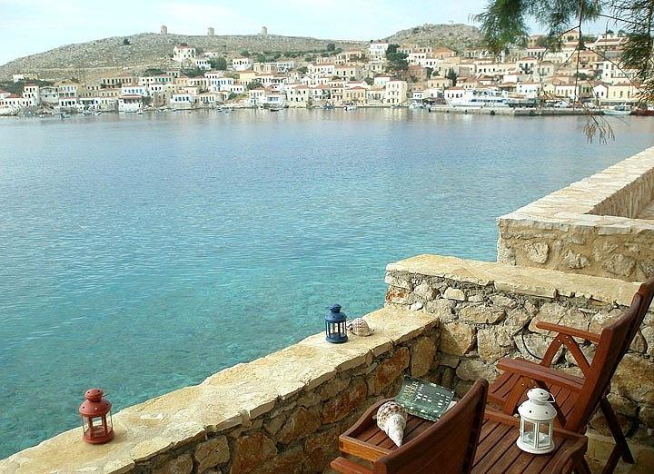 GREECE CHANNEL | Chalki island #Greece